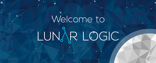 Welcome to Lunar Logic banner