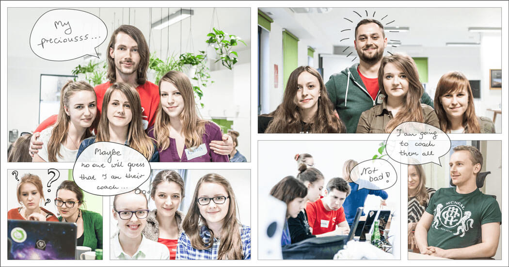 Rails Girls Youth - summary