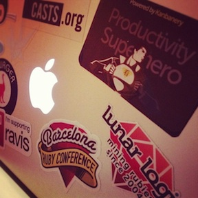 Baruco 2012 Macbook